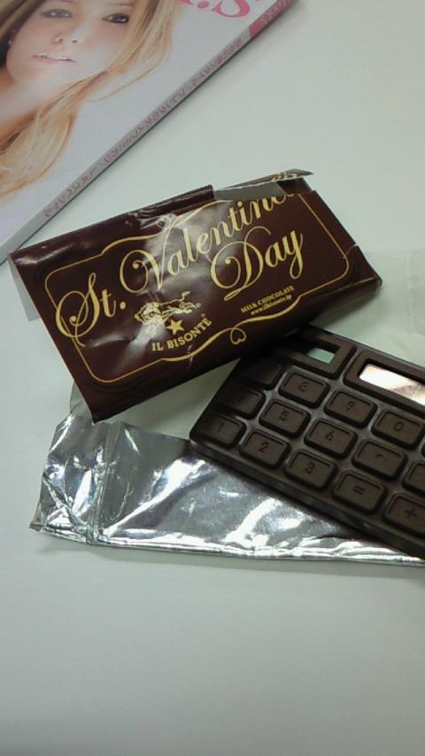 チョコレート大作戦