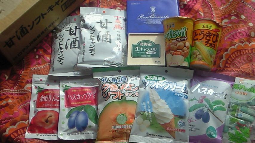 北海道お菓子物産展☆彡