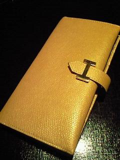 奇跡の黄色いお財布&幸運の女神☆彡