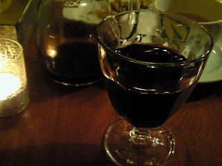赤ワイン☆デー