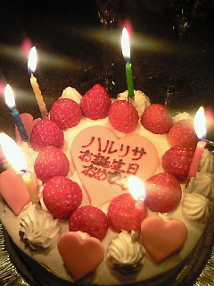 My☆Birthday☆彡
